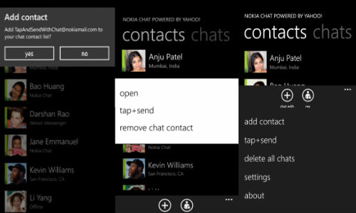 Nokia Chat 1.1 Beta With NFC Update Now Available for Lumia Smartphone