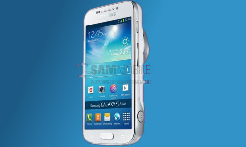 Samsung Galaxy S4 Zoom First Photos Leaks: Threat Alert for Nokia EOS?