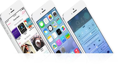 iOS 7 : Top Discussed Features