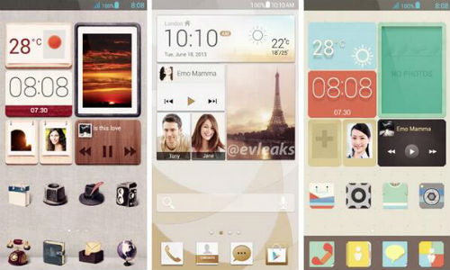Huawei Ascend P6: Emotional UI and Added Specs Leak Ahead of Launch
