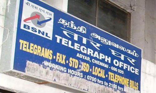 BSNL To Pull The Plug On Telegraph service From July 15