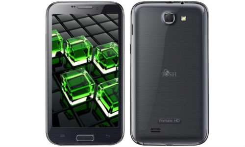 Fortune HD: Josh Mobiles Launches New Smartphone With 8MP Camera