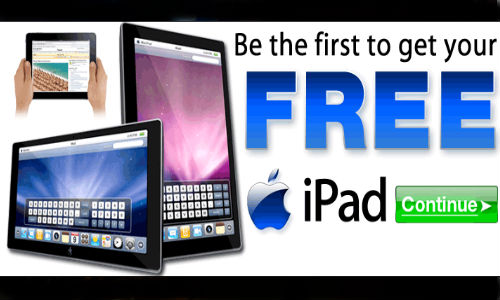Beware of Free iPad, iPhone 5 Scam of Twitter