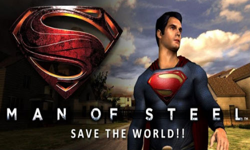 Man of Steel Game Makes It's Way To Android And iOS