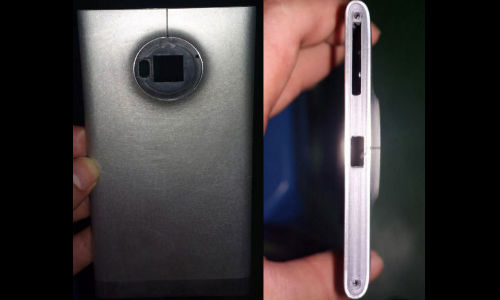 Nokia EOS Leak Update: This Time Its The Aluminum Body