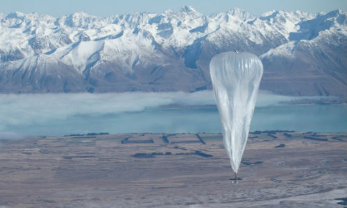 Project Loon: Google Testing Out Balloons That Could offer Internet