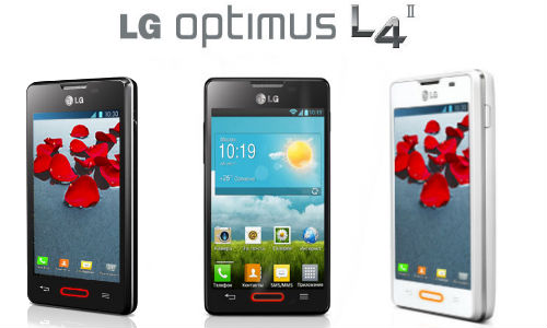 LG Optimus L4 2: Low Cost Android 4.1 Jelly Bean Handset Launched
