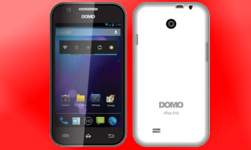 Domo nTice F12 and nTice A10: Android Newbies Launched in India