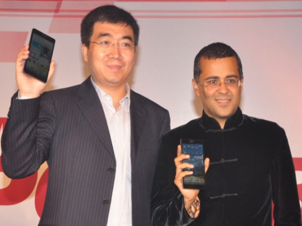 Huawei Ascend Mate launch Event Picture