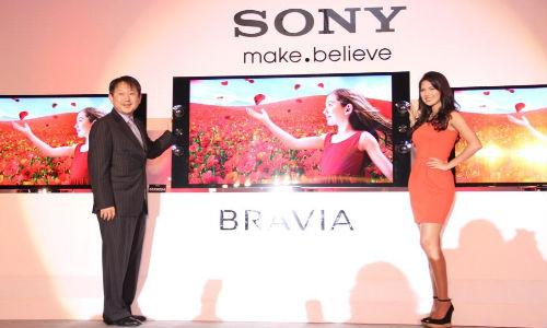Sony Brings Bravia 4K TV Range in India With Price Starting Rs 3,04,90