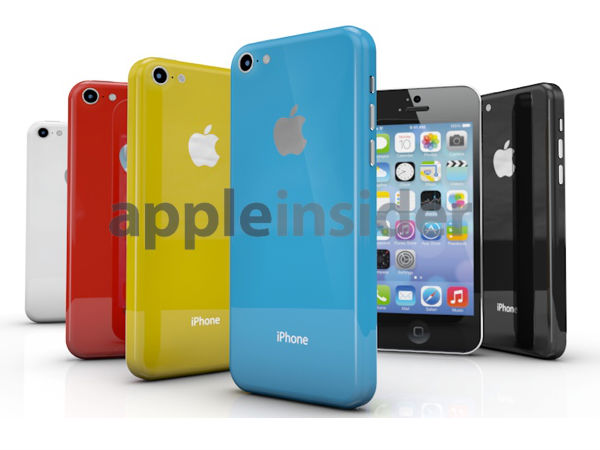 iPhone 5S High Resolution Images Leak