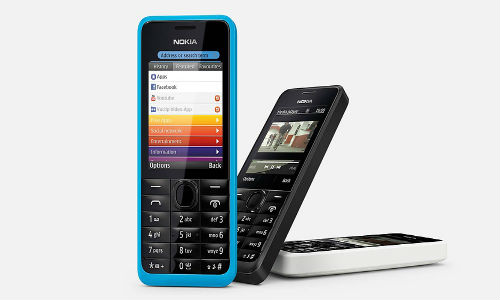Nokia 301 Now Available At Rs. 5149