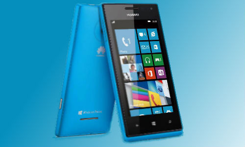 Huawei to Launch Windows Phone 8 Ascend in August At Rs 10,000