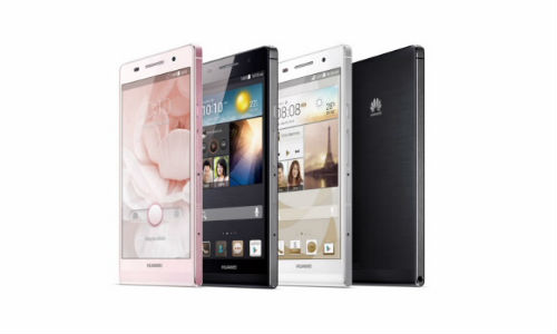 Huawei Ascend P6: World's Slimmest Handset Announced
