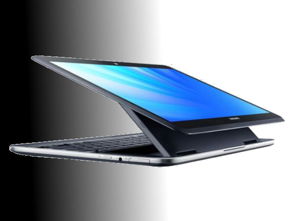 Samsung Ativ-Q Runs Both Android and Windows