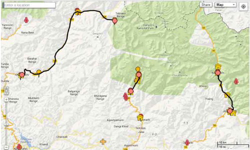 Google Launches Crisis Map & People Finder Web App To Aid Uttarakhand