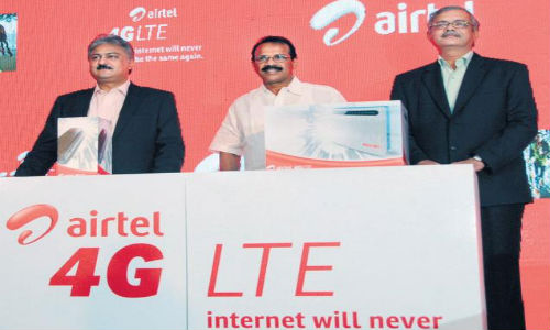 Airtel 4G Data Prices Slashed By 30 %