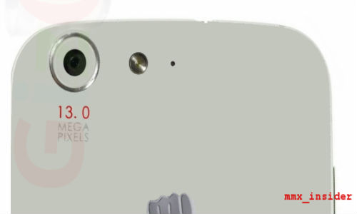 Micromax Canvas 4: White Color Variant Leaks Online