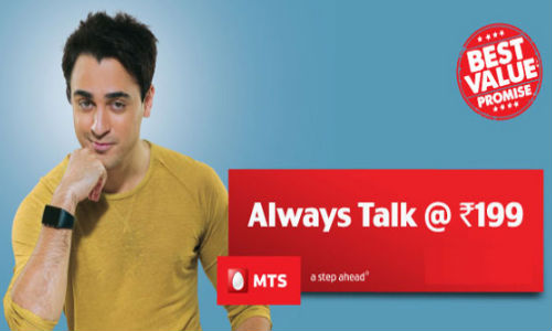 MTS Launches Always Talk: Unlimited Voice Calling Plan At Rs. 199