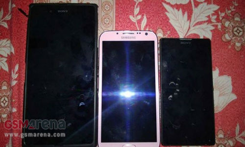 Sony Xperia ZU Update: More Images Leaked Touting Larger Display