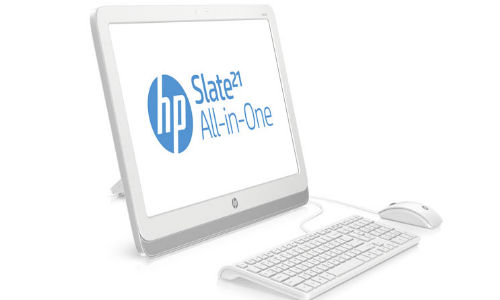 HP Slate 21: 21 inch Desktop-Tablet Combo to Hit Stores Soon