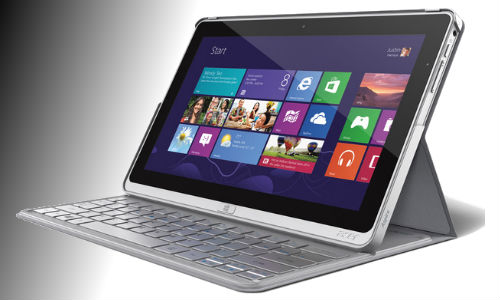 Acer Launches Aspire P3, R7 and Iconia W3 India