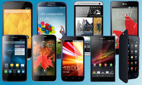 Screens latest android phones price in india 2013 problem