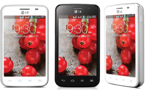 Optimus L4 2 Dual Spotted on LG India Website at Rs 9,850