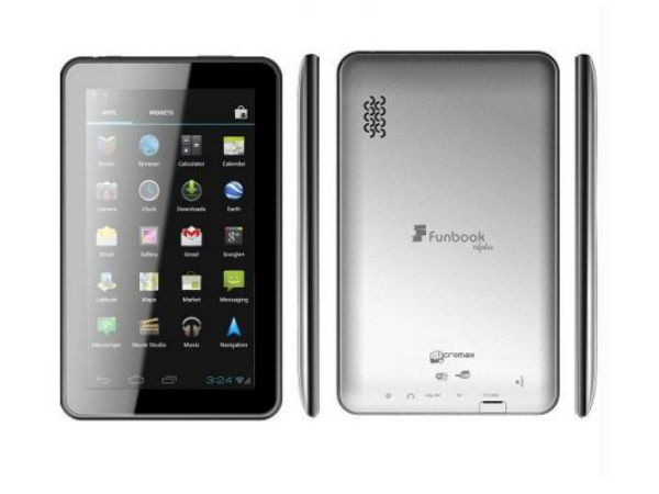 Micromax Funbook Alpha