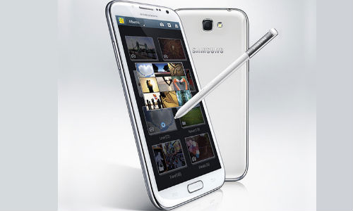 Samsung Galaxy Note 3 to Come with LCD and Super AMOLED Display