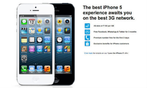 iPhone 5: RCom 3G Data Plans for Apple Smartphone Owners Surface Onlin