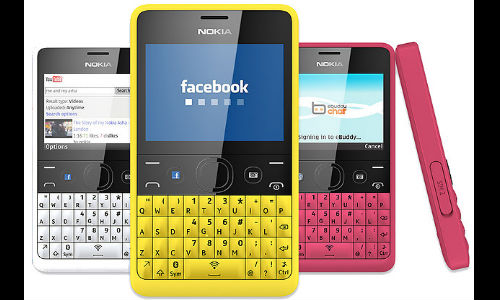 Nokia Asha 210 With Dedicated Facebook Button Up For Pre-Order
