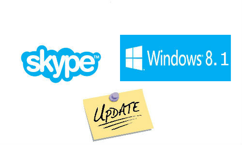Microsoft to Integrate Skype into Windows 8.1