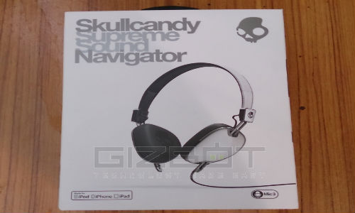 Skullcandy Navigator – Hands On Review