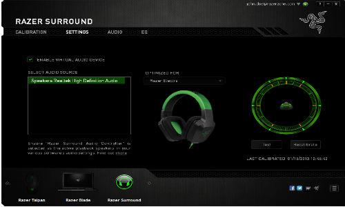 Razer Releases Free Virtual 7.1 Surround Sound  Software