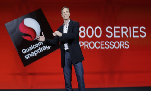 Qualcomm Teams With Microsoft To Launch Snapdragon 800 Devices
