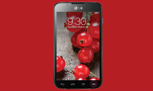 LG Optimus L7 2 Dual Spotted Running On Android 4.3