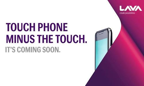 Lava To Announce Gesture Controlled Smartphone in June