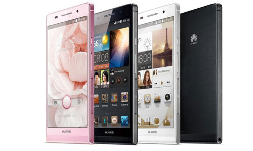 Huawei Ascend P6: World's Thinnest Smartphone Set to Launch Tomorrow