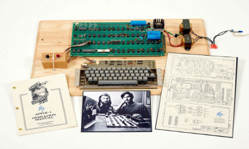 Rare Apple 1 To  Go Under Hammer: Could Fetch $500,000