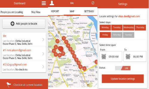 MapmyIndia Launches Locate: A New Mobile App To Stay Connected