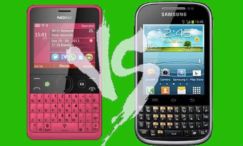 Nokia Asha 210 Comes to India at Rs 4,500