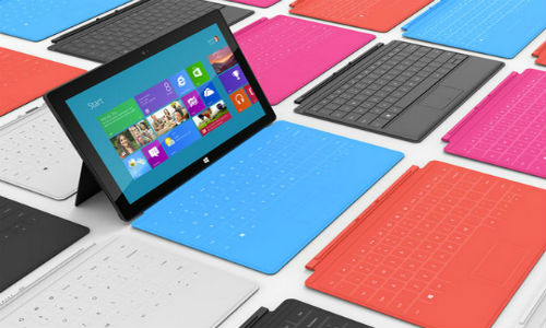Exclusive: Microsoft Surface Tablet Coming to India Soon