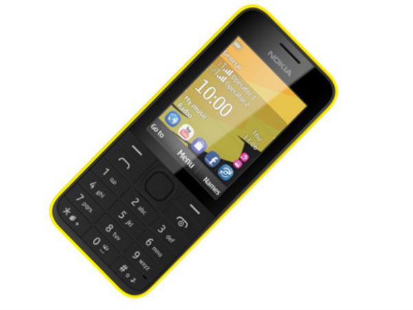 Nokia asha 207 price