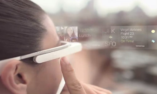 Google Updates: Goolge Glass Gets New Features