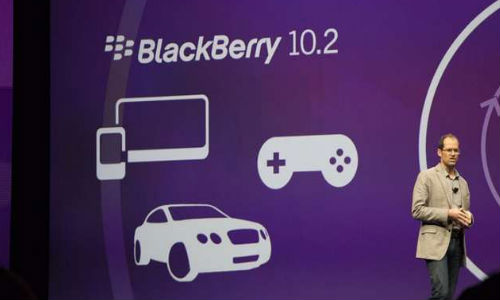 BlackBerry A10 coming Later This Year To Take On Samsung Galaxy S4