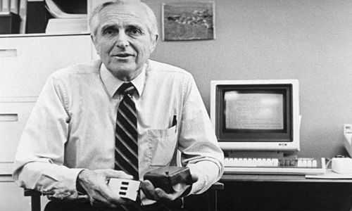 Douglas Engelbart Inventor Of Computer Mouse, Passes Away