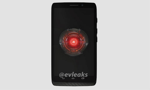 Motorola Droid Maxx Press Shot Leaked Online