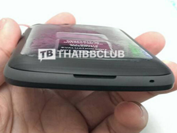 BlackBerry 9720 Leaked Image 4