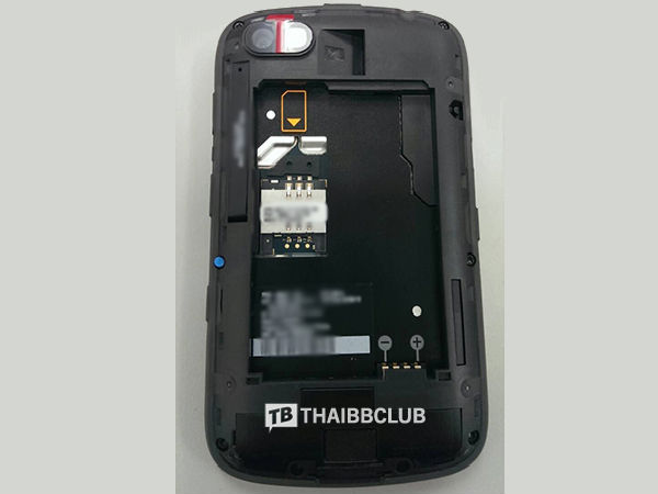 BlackBerry 9720 Leaked Image 6